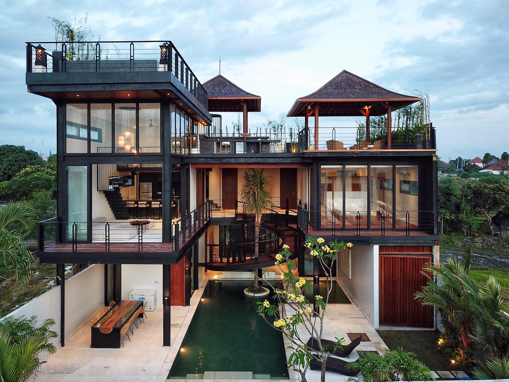 Umalas, Kerobokan, BA, Indonesia - Interesting design ...