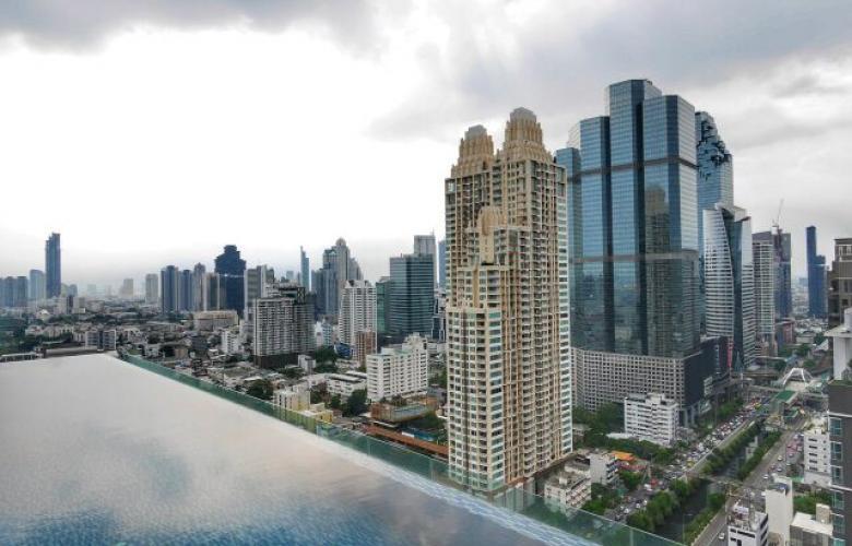 Bangkok's Nara 9 - a new landmark for Sathorn skyline | RE Talk Asia