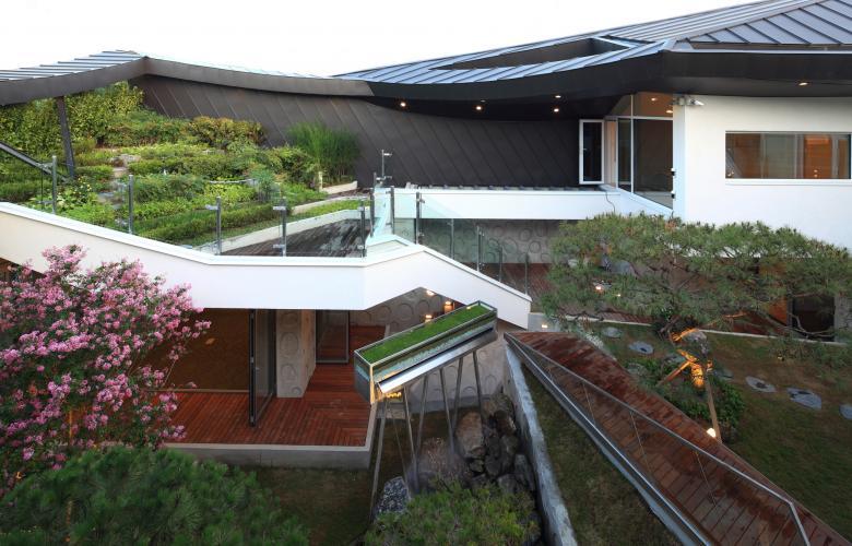 Ga On Jai House A Modern Korean Architecturally Designed Home