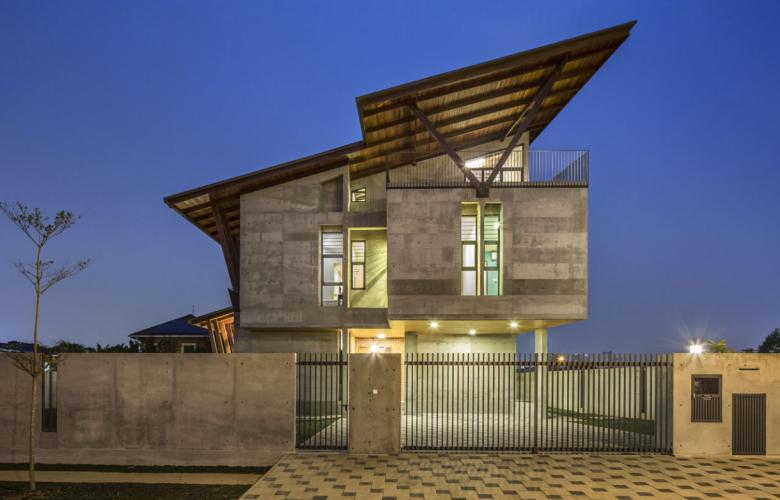 Sepang House Malaysia Design By Eleena Jamil Architect Re Talk Asia