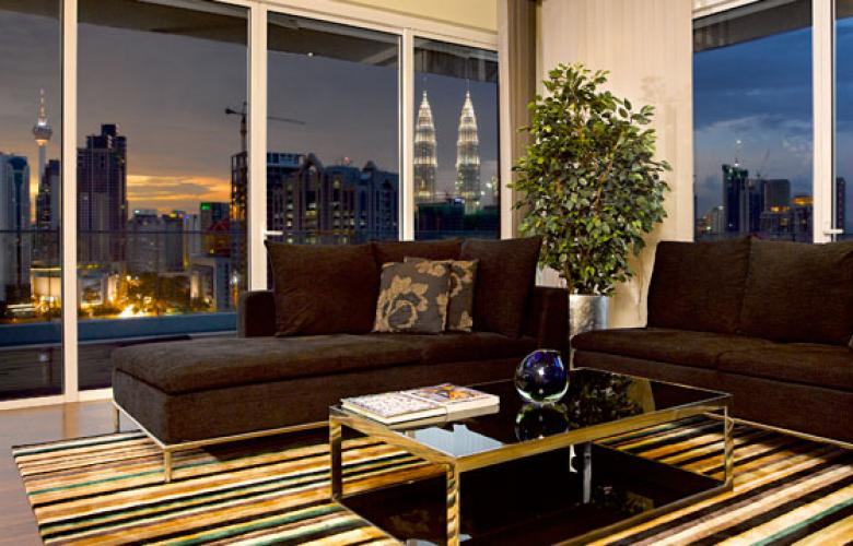 Luxury Apartment For Rent In Kl City Centre